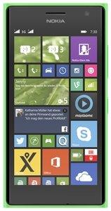 Nokia Lumia 730 Dual Sim ohne Vertrag grün