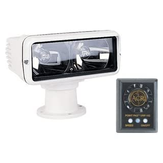 New High Quality ACR RCL-100D Remote Controlled Searchlight - 12V by ACR Electronics