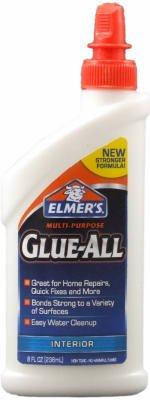 Elmer 's Produkt E38208oz alle Zweck oder Antik Zinn Klebstoff–Menge 12