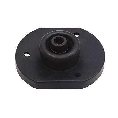 sourcing map Europäische Sockel Licht Anhängerkupplung Stecker Adapter Abdeckung für Auto DE de -