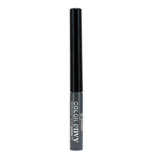 (3 Pack) JORDANA Color Envy Waterproof Liquid Eyeliner - Silver Craze