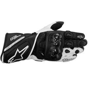 Alpinestars GP Plus - Handschuhe, Farbe schwarz-weiss, Größe -