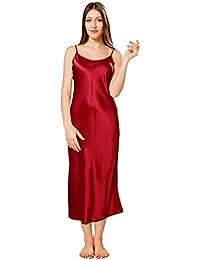 prezzo competitivo 8c412 fa460 Amazon.it: camicia seta - Camicie da notte / Pigiami e ...
