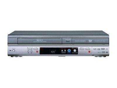 Sharp – DVRW360 Recorder DVD Combo VCR Player