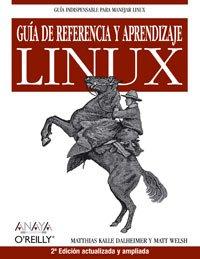 Linux. Guía de referencia y aprendizaje (Anaya Multimedia/O´Reilly)