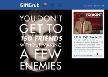 gift-grub-12-you-dont-get-to-150-friends-without-making-a-few-enemies-cd-and-dvd-boxset