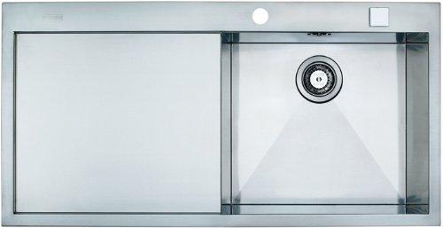 Franke Küchen-Spüle Planar PPX 211 (127.0197.842) - Edelstahl