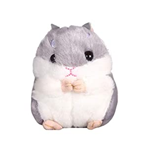 NUOBESTY Kawaii Hamster Peluche Suave