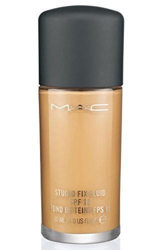 MAC studio fix fluid foundation SPF15 #NW55 by M.A.C