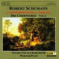 schumann-complete-choral-works