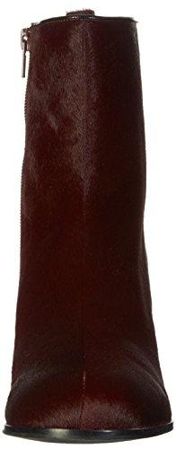 Kennel und Schmenger Schuhmanufaktur Damen Luca Kurzschaft Stiefel Rot (bordo 373)