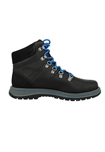 Chaussures Merrell hiver Bounder MID étanche J309574C Noir Merrell Bleu Noir Black Merrell Blue