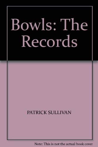Bowls: The Records Green Square Bowl