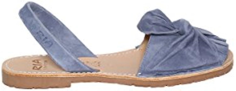 RIA MENORCA Scarpe Sandalo Donna 27167-S2 Ante Demin PE18 | Shop  | Gentiluomo/Signora Scarpa