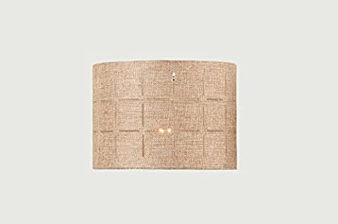 Cotterell & Co Beaufort Small Hessian Laser Cut