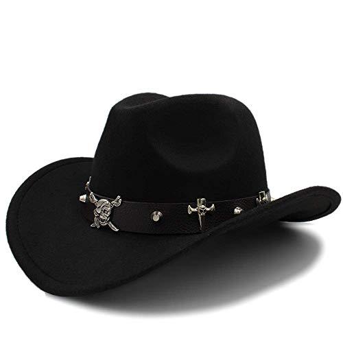 Sehr weich und angenehm zu tragen Unisex-warmer Fedora-Hut-Reiter-Kappe bequemer Hut zerquetschbarer Wollfilz-Western-Cowboy-beiläufiger Hut - Fedora-hut Tragen