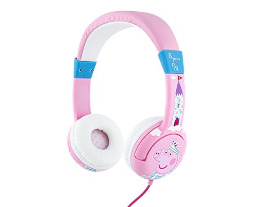 OTL Peppa Pig Princess Peppa Junior Headphones Princess Peppa PP0417D