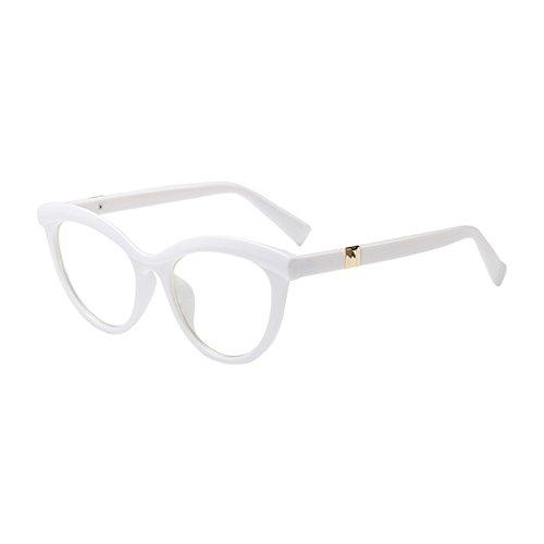 Xinvision Ultraleicht Persönlichkeit Rahmen Glasses Mode Voller Rahmen Nicht-Verschreibung Retro Klare Linse Eyewear Im Freien Optische Brillen für Herren Damen