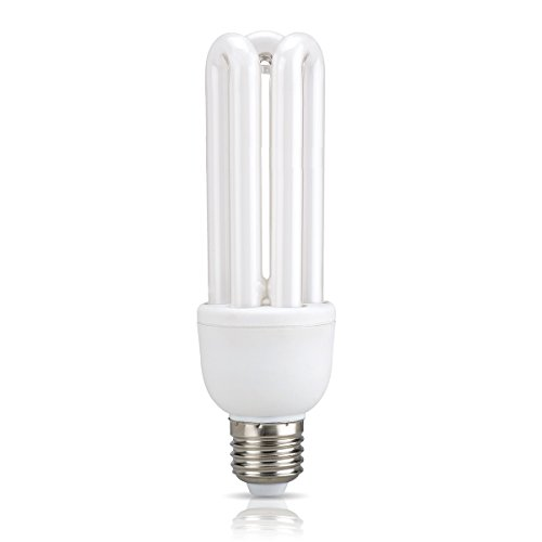 BriTools Lámpara Bajo Consumo E27, 26 W, Luz Fría 6400K