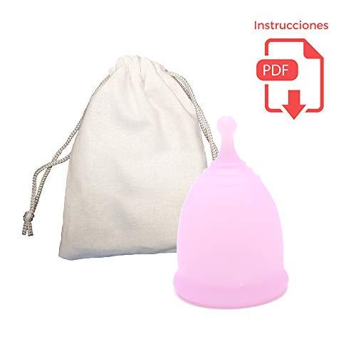 Copa Menstrual Divina Bolita Extracción