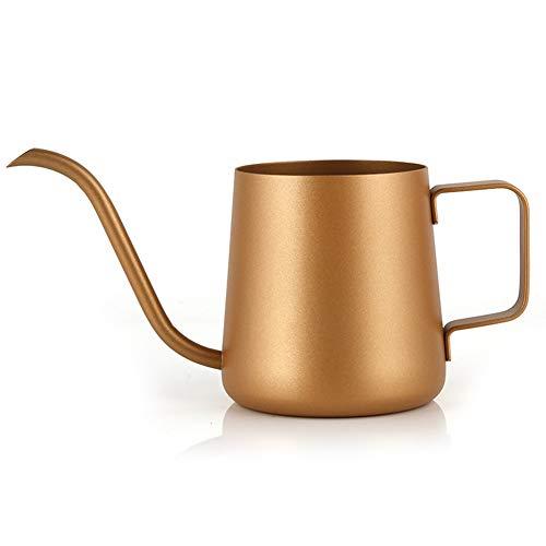 Man9Han1Qxi 600 ml 304 Edelstahl Haushalt Geschirr Kleiderbügel Kaffeekessel Kaffeekanne Hersteller Container Schiff 8# (8 Herr Kaffeekanne)