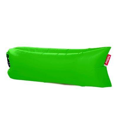 lamzac Fatboy 2.0 Lime Green - Aufblasbares Luftsofa