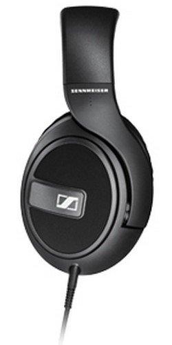 Sennheiser HD 569 Headset (ohrumschließendes, geschlossenes, für Anrufe/Musik) matt-schwarz - 2