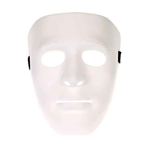 H&D Maske Gesichtsmaske Halloween Party Maske Halloween Hip-Hop -