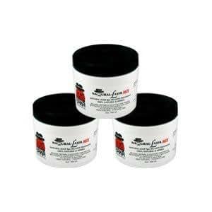 Baka Beauty - Lot de 3 Traitement revitalisant 100% naturel
