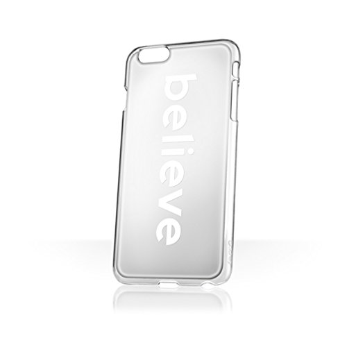 Blair Chivers x goo.ey - selbsthaftendes Case für Apple iPhone 6 / 6S - Life is Great (Spiegel) Believe (Spiegel)