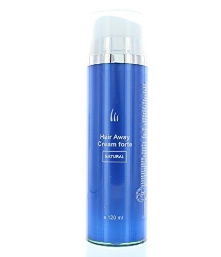 Veana Hair Away Cream forte Natural, 1er Pack (1 x 120 g)