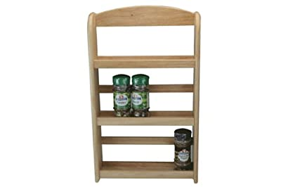 Apollo RB 3-Tier Spice Rack Holds 15 Jars by ""