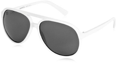 Sunoptic Herren Sonnenbrille   - Weiß - Weiß - Einheitsgröße