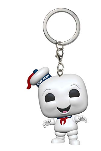 Ghostbusters Stay Puft Pop! Keychain Funko Pocket Pop! Standard