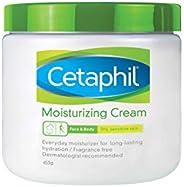 Cetaphil Moisturizing Jar,453 Gm