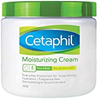 Cetaphil Moisturizing Jar,453 Gm