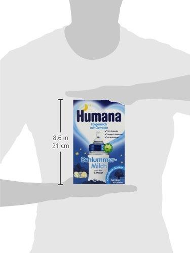 Humana Schlummermilch, 2er Pack (2 x 600 g)