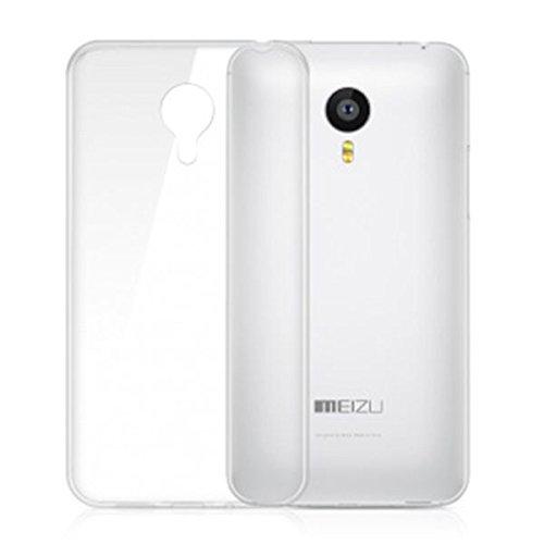 MEIZU PRO 5 - Coque souple en TPU ultra resistante et ultra transparente