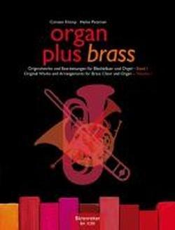 Organ plus brass Volume 1- pièces pour cuivres et orgue : Théodore Dubois, Marche triomphale --- Conducteur