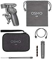 DJI Osmo Mobile 3 Combo, 3-Assige Smartphonestabilisator, Compatibel Met Iphone En Smartphone Android, Licht En...