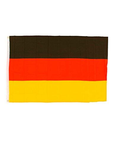 Preisvergleich Produktbild Flagge Deutschland 150x90cm