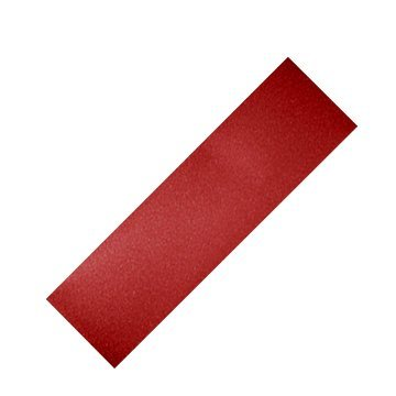9 x 33 Skateboard Griptape/Grip Tape 1 sheet, Red by Black Widow