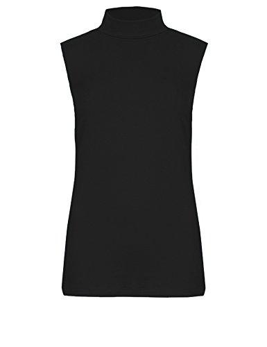 XubiDubi® - Polo - Femme Noir