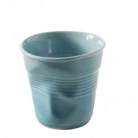 REVOL rV642555 0,12 karibikblau café tasse imitation gobelet plié