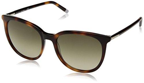 Calvin Klein 205W39nyc Damen Calvin klein CK4356S-214-56 Sonnenbrille, Tortoise, 56