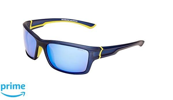 Sinner Cayo Sunglasses - Dark Blue/white d5zcy0
