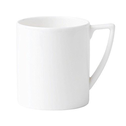 Wedgwood Bone China Mini Mug Plain, White by Wedgwood (Bone Mini China)