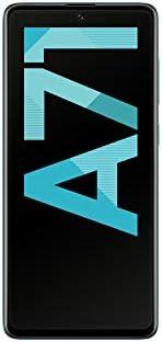 Samsung Galaxy A71 (16,95 cm (6,7 inch) 128 GB intern geheugen, 6 GB RAM, Dual SIM, Android, prism crush) Duit
