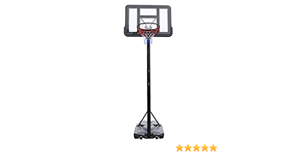 Removable Lifting Type Adult Outdoor Household Standard Basketball Hoop with Pulley Indoor Outdoor Basketball Hoop Adjustable Basketball Hoop