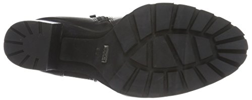 Buffalo B118a-54 P1735a Pu, Bottes Classiques femme Noir - Noir (01)